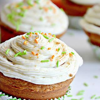 Carrot Cake Muffin.