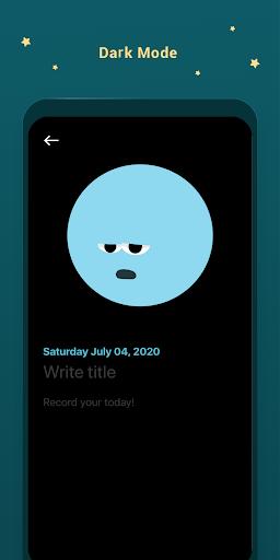 Emolog screenshot 2