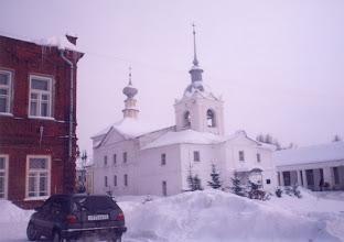"""Photo: Templo """"Krestonikolsky"""""""