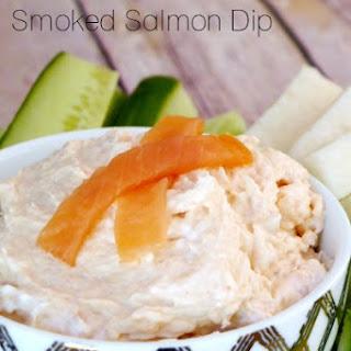 Low Carb Smoked Salmon Dip Recipe