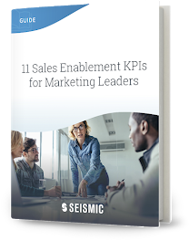 11 Important Sales Enablement KPIs for Marketing Leaders to Prove The Contribution to Revenue