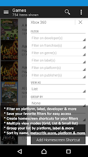 My Game Collection (Tracker)- screenshot thumbnail