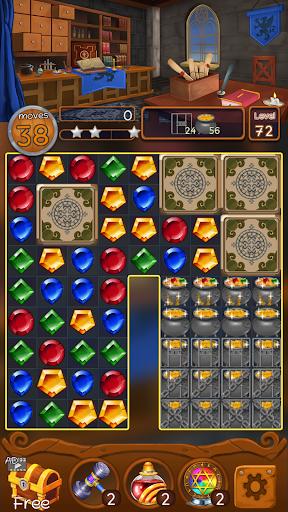 Jewels Magic Kingdom: Match-3 puzzle 1.3.12 screenshots 5