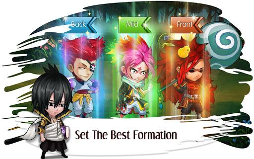 Télécharger Gratuit Code Triche Manga Clash - Warrior Arena MOD APK 2