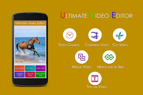 Ultimate Video Editor- screenshot thumbnail