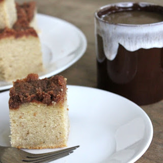 Gluten-Free Banana Coffee Cake