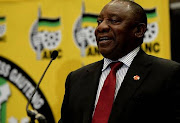 President Cyril Ramaphosa cannot be exonerated from the issue of money and its influence on his party and on our politics. File photo