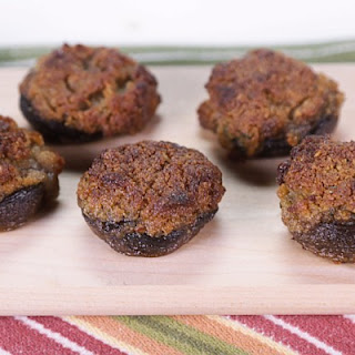 Carla's Family Favorite Stuffed Mushrooms