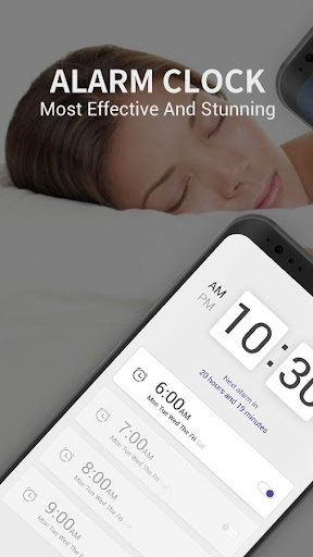 Screenshot for Alarm Clock in United States Play Store