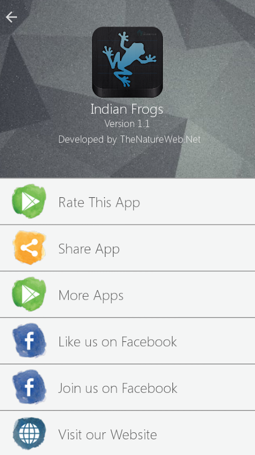 Indian Frogs- screenshot