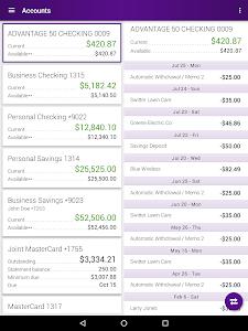 CASE Credit Union Mobile screenshot 5