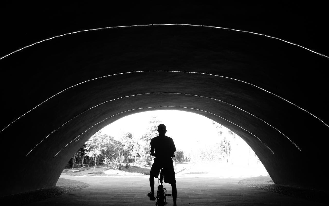 Terowongan Wisdom Park
