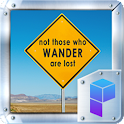 Wandering Launcher Theme icon