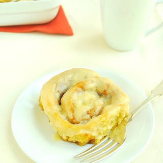 Best Pumpkin Cinnamon Rolls (from Sourdough Starter)