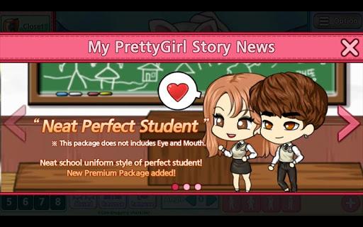 My Pretty Girl Story : Dress Up Game apkdebit screenshots 16