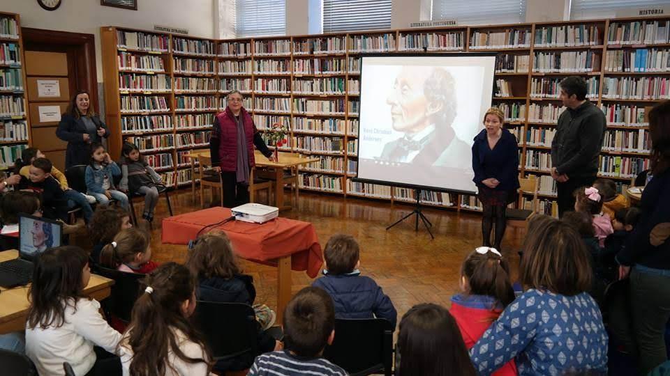 Biblioteca de Lamego assinalou Dia Internacional do Livro Infantil