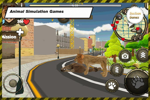 Amazing Lion Simulator