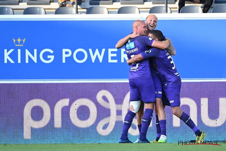 Ook Beerschot-spelers feesten na doelpunt, Van Ranst reageert opnieuw bikkelhard