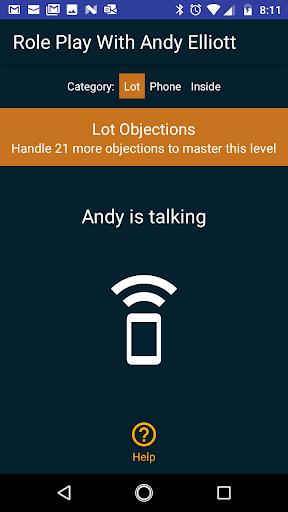 Rollenspiel mit Andy Elliott Screenshots 3