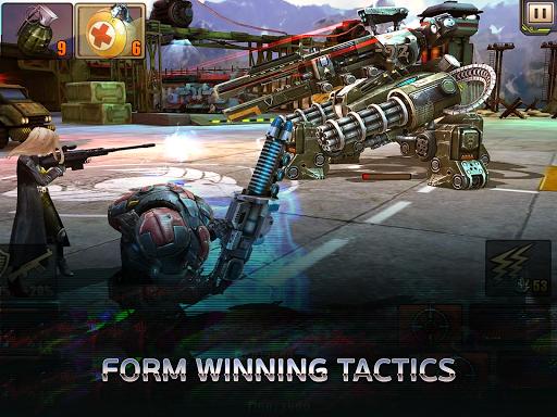 Evolution: Battle for Utopia. Shooting games free 3.5.9 screenshots 3