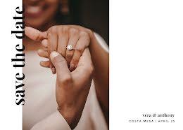 Vera & Anthony Wedding - Save the Date item
