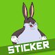 Big Chungus Sticker for WhatsApp (WAStickerApp)