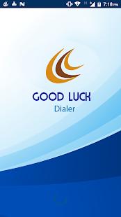 Good Luck Dialer - náhled