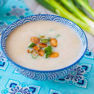 Clean Eating Cream Of Bean Soup