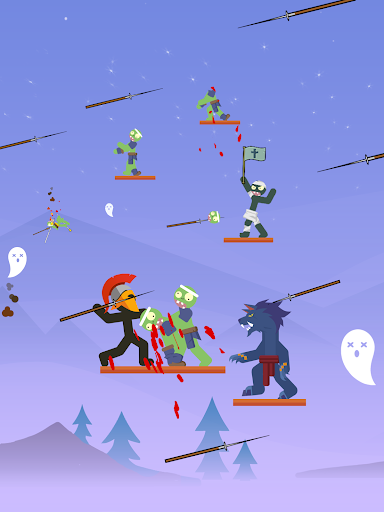 The Warrior - Top Stickman 1.1.3 screenshots 6