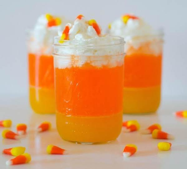 Candy Corn Punch Recipe