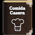 Recetas de Comida Casera icon