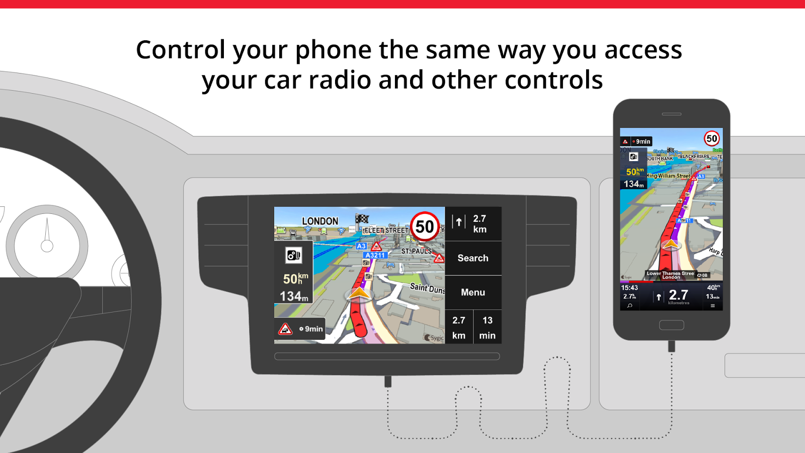 Sygic car navigation android apps on google play for Honda car app