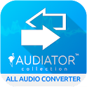 Tutti Video Audio MP3 Convert icon