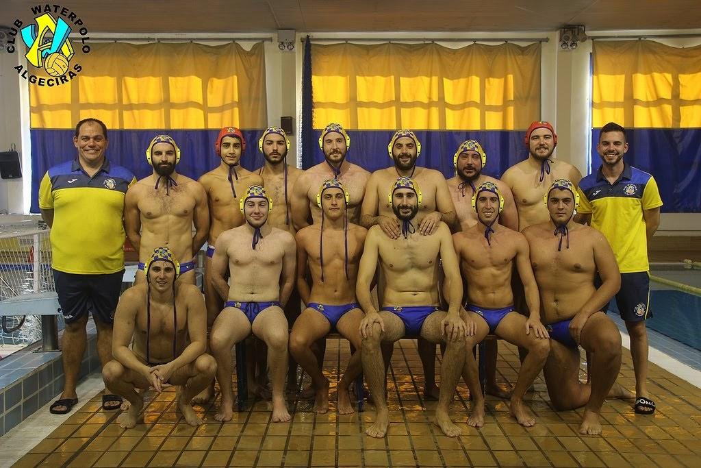 El equipo Absoluto del Waterpolo Algeciras se desplaza el sábado hasta Villamartin