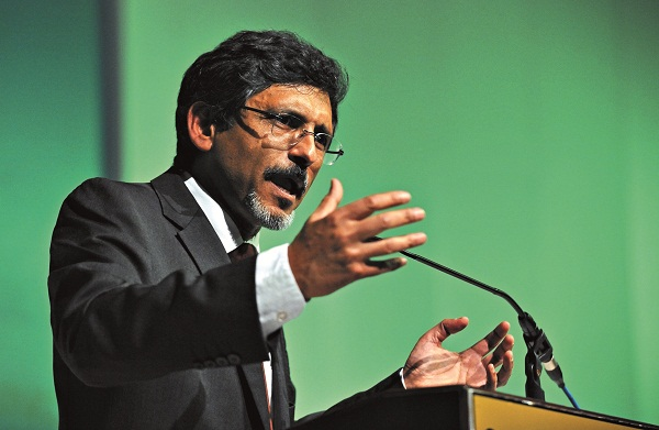 Economic Development Minister Ebrahim Patel. Picture: FINANCIAL MAIL