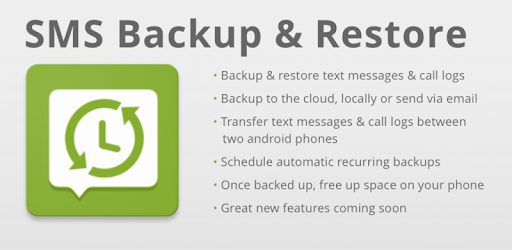 enregistrer sms sur carte sd SMS Backup & Restore – Applications sur Google Play