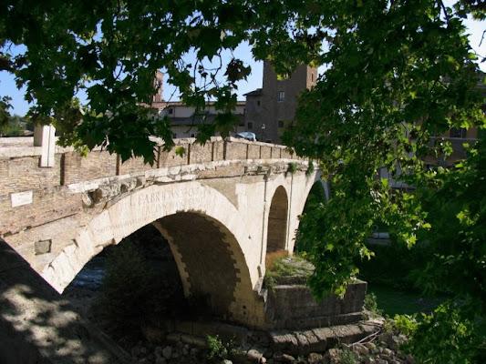 Ponte Fabricius - Roma di nimue