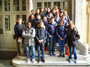 "Photo: 27/01/2015 - Liceo scientifico ""Avogadro"" di Vercelli. Classe: I C SA."