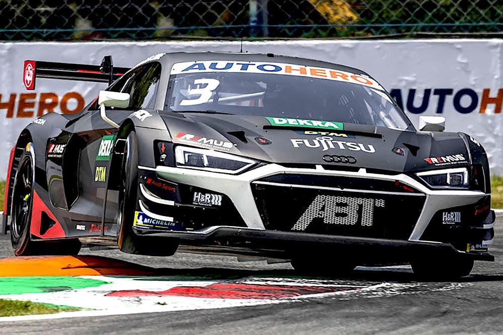 SA's Van der Linde brothers shine in DTM season opener