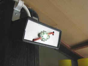 Photo: Světlo se super LEDkou 3.8V/250mA/27lm.