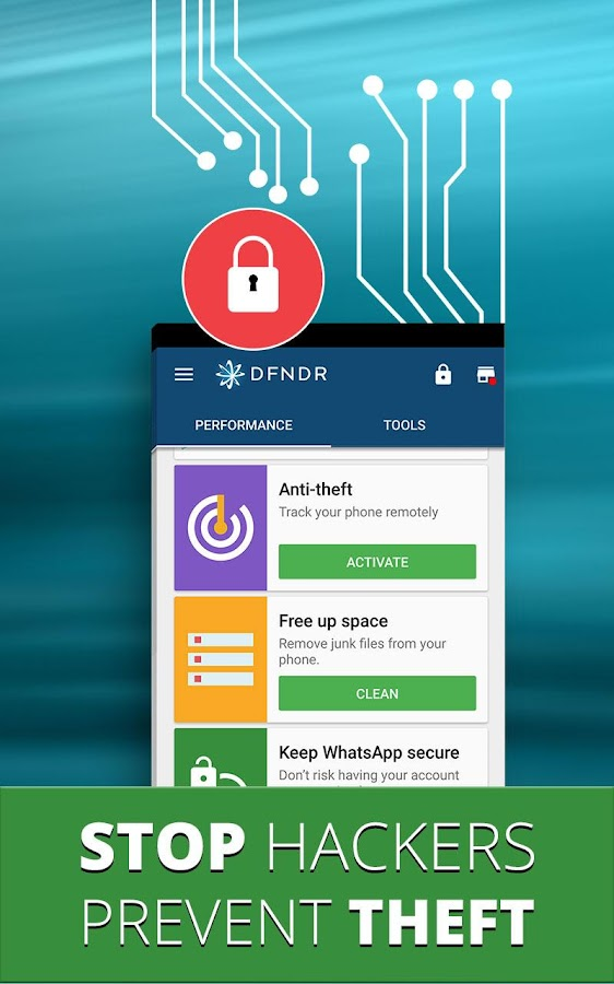 Dfndr Antivirus Amp Cleaner Android Apps On Google Play