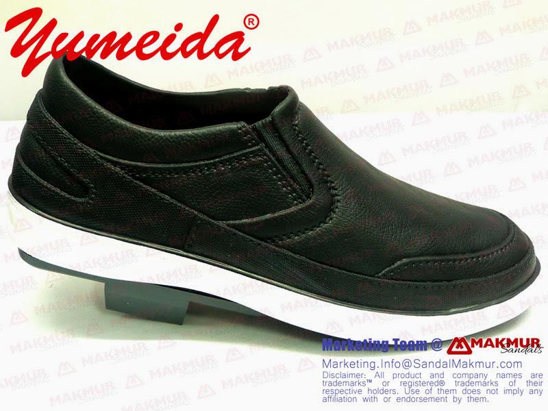 Pantofel Murah Yumeida 7091 - Solid Black