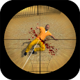 Gangs Prison Yard: Sniper Duty