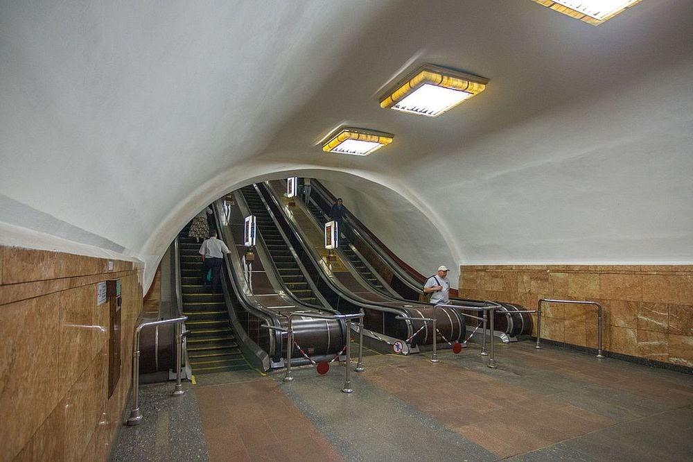 As estações de metro mais profundas do mundo