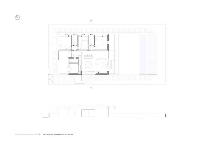 L106 por Pereira Miguel Arquitectos