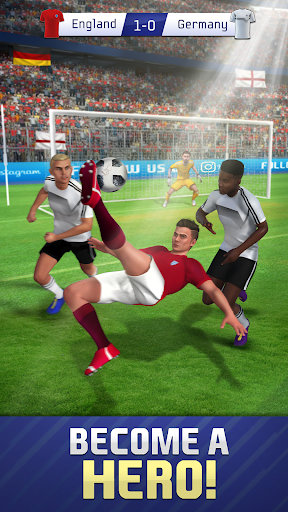 Soccer Star Goal Hero: Score and win the match 1.6.0 de.gamequotes.net 1