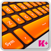 Keyboard Plus Orange