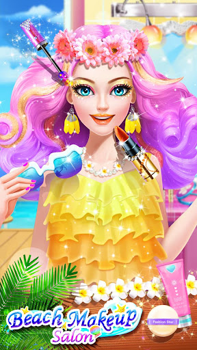 Makeup Salon - Beach Party 2.9.5009 screenshots 10