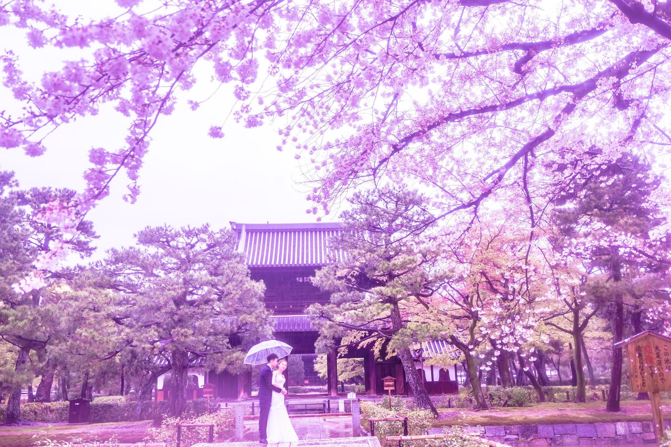 京都 ウェディングフォト3