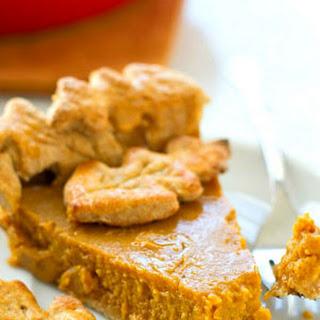 Classic Thanksgiving Pumpkin Pie